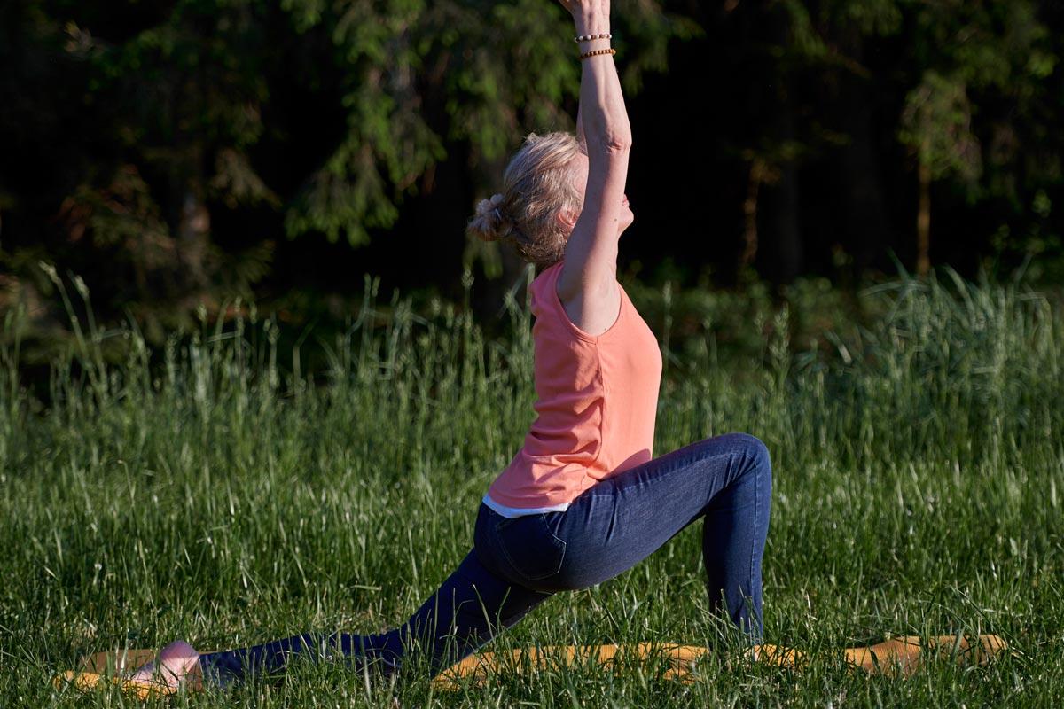 Yogatherapie in Dachau und Hohenkammer