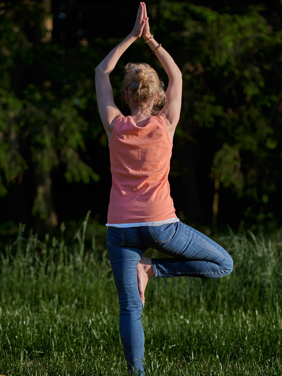 Yoga-Kurse in Dachau, in Hohenkammer und Online